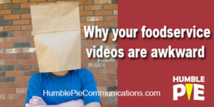 awkward foodservice videos