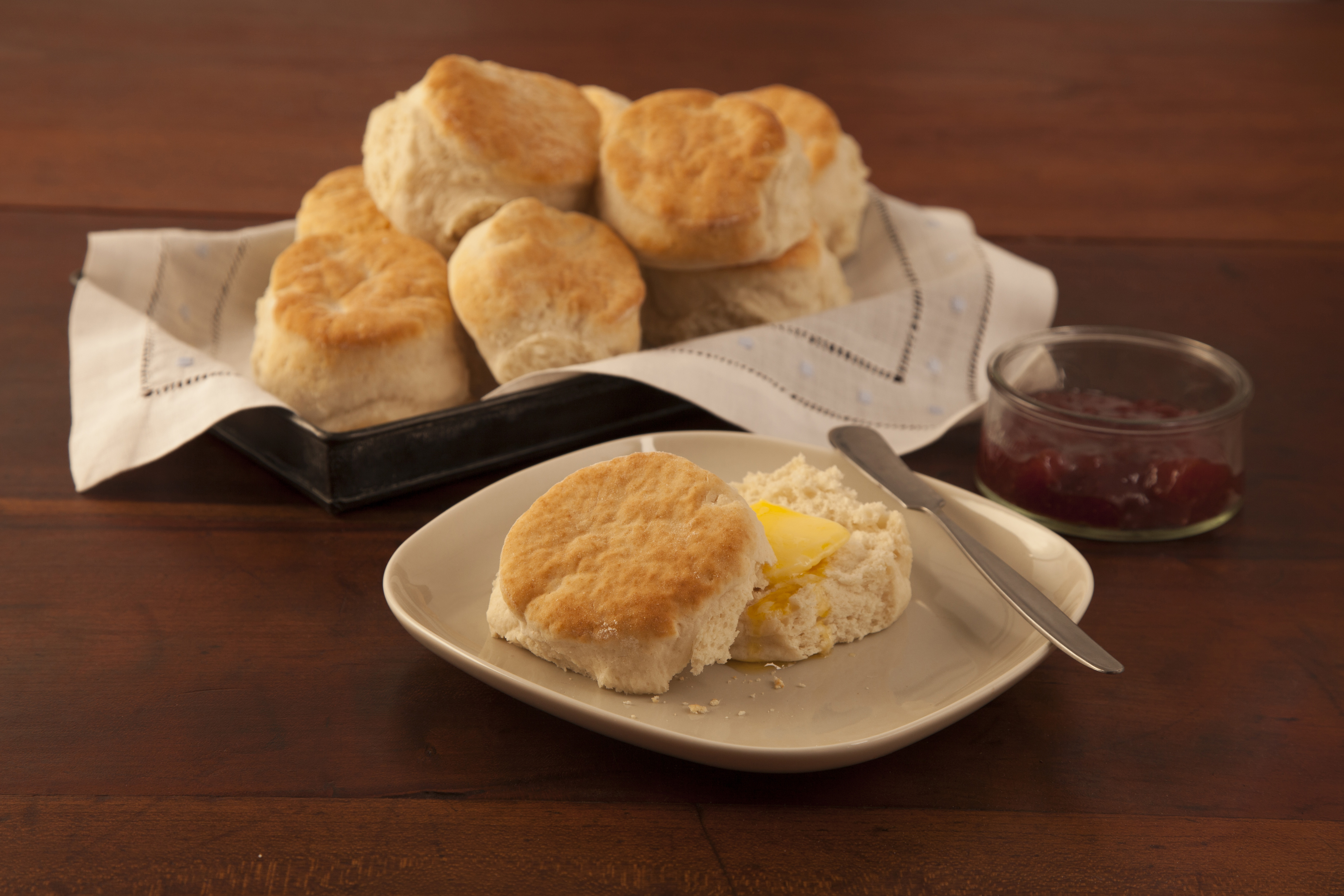 Biscuits-C.H. Guenther & Son