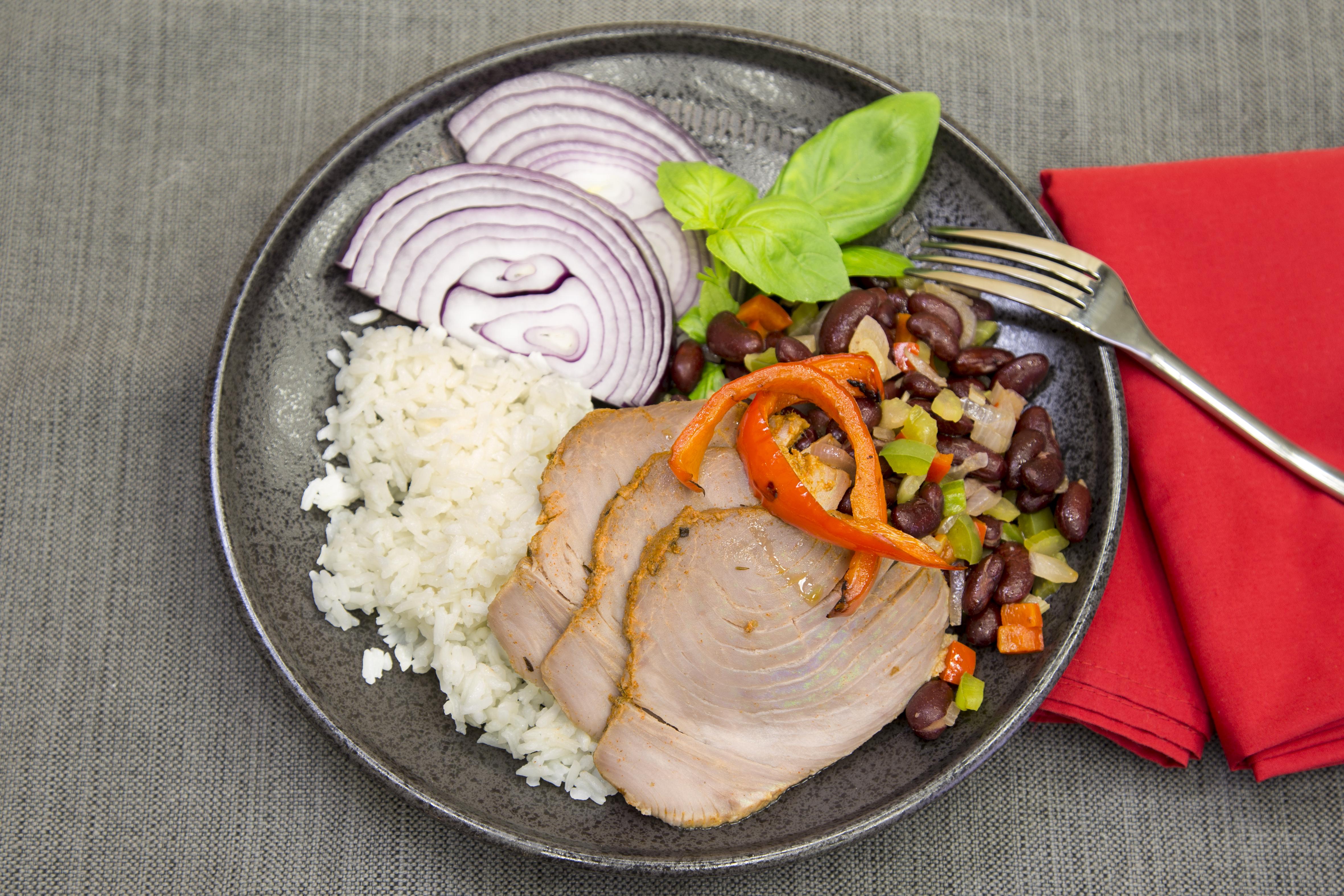 Cajun Tuna-Chicken of the Sea
